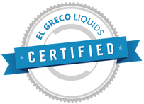 el greco liquids - certifications